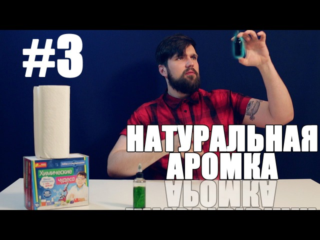 ZAPARKA 3 Как приготовить натуральный ароматизатор мяты