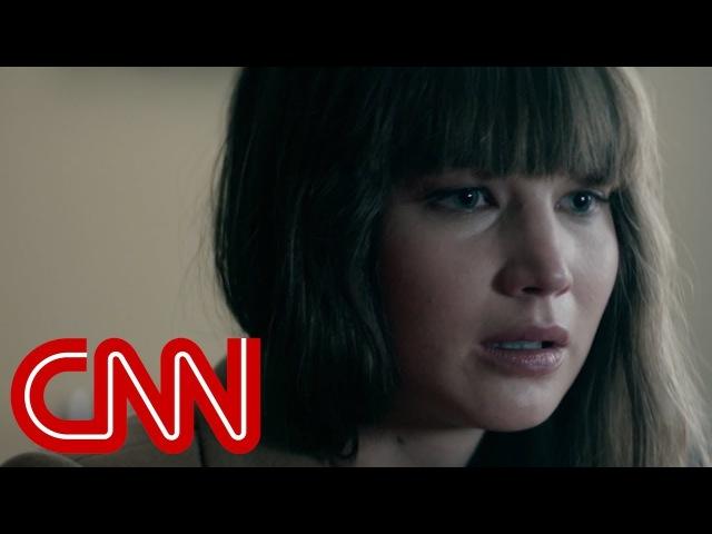 Jennifer Lawrence: Nude scene was empowering