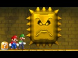 Newer Super Mario Bros Wii - All Castles (2 Player)