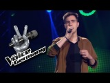 Sia - Angel By The Wings Tiago Ribeiro da Costa The Voice of Germany 2017 Blind Audition