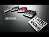 KORG monologue Next-generation monophonic analog synthesizer