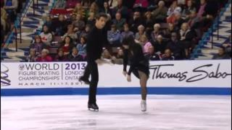 Tessa VIRTUE Scott MOIR 2012 SC FD