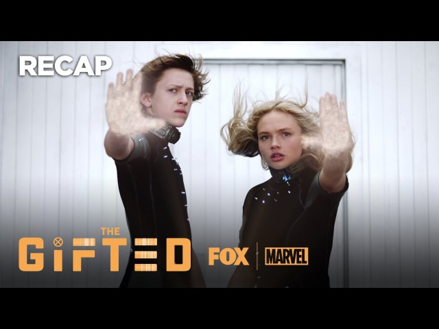 What You Need To Know: Part 2   Season 1   THE GIFTED