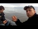 Финский залив дамба горбатый мост городская сторона ловим судака