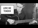 Elvis Presley - Love Me Tender (Cover by Robert Zaroyan)