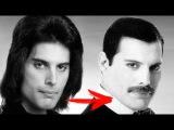 Freddie Mercury Change from childhood to death 1991