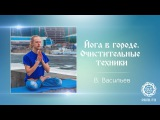 Йога в городе. Очистительные техники. Владимир Васильев