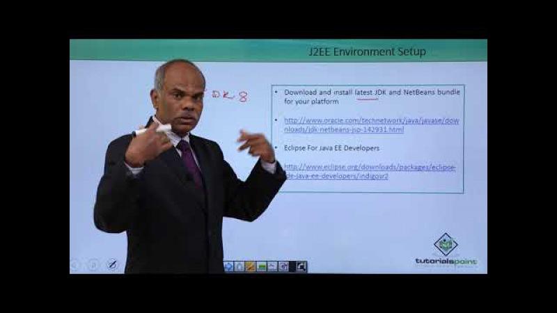 Java Enterprise Edition Overview