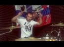 В Можайске двойник Макса Коржа играет рок на барабане Подмосковье 2017 г