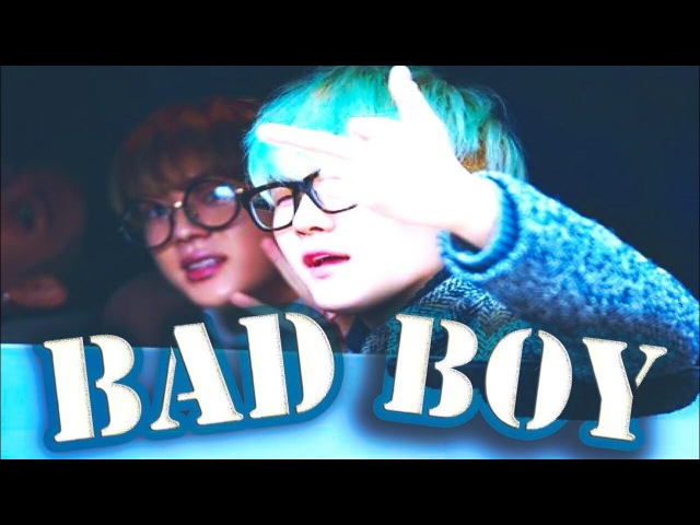 [BTS RUSSIAN CRACK 18] BAD BOY (мат)