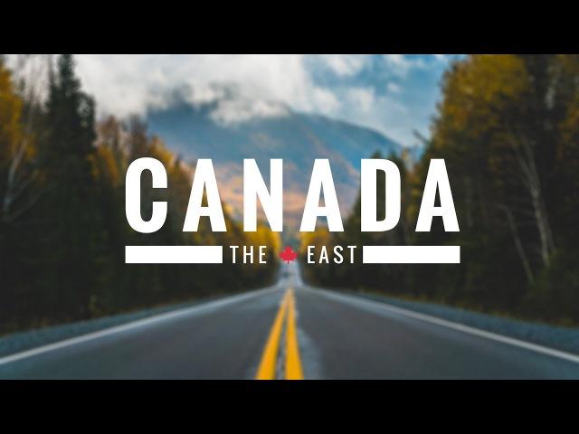 CANADA 4K TRAVEL 🍁 Планета Земля