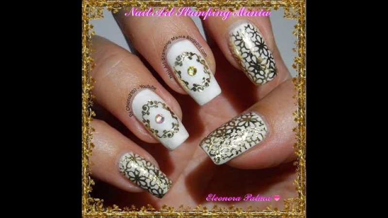 Stamping With Foils - Tutorial