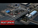 Cities: Skylines - PROJECT JAPAN 10 - Airandoshiti Gate Bridge Industrial legacy
