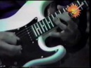 Jason Becker - Paganini's 5th caprice Electric guitar ( Private @ Jason's Studio )