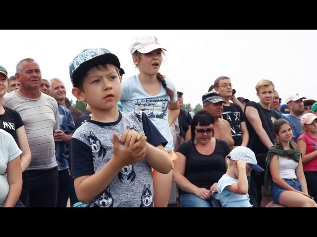 45 лет Ульяновскому автокроссу