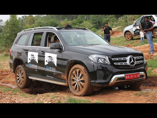 Mercedes-Benz GLA, GLC, GLE, GLS go Off-Road | Behind The Scenes
