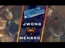SFV - Echo Fox JWong vs. Rise MenaRD - Winners Semifinal - Brooklyn Beatdown 2017
