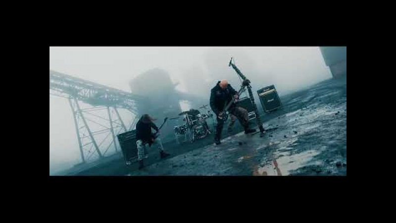 Warlord UK - Graveyard Planet Official Video