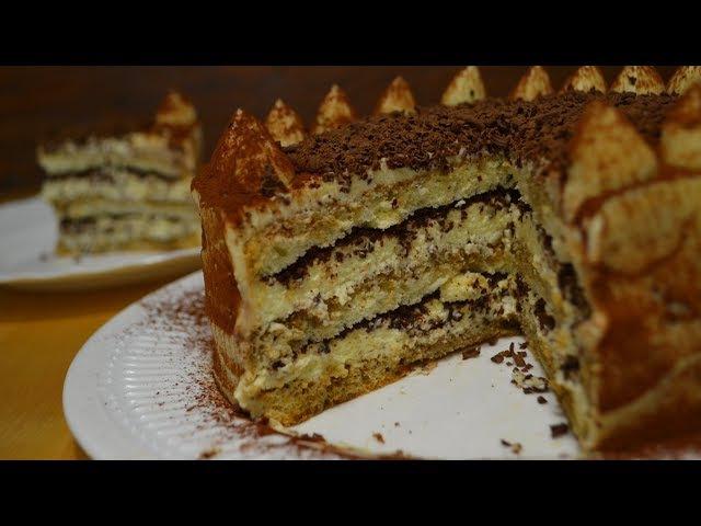 ТОРТ Тирамису, по мотивам знаменитого десерта