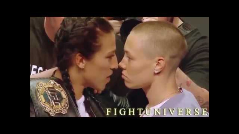 Thug Rose Namajunas vs Joanna Jedrzejczyk Highlights