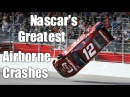 Nascar's Greatest Airborne Crashes