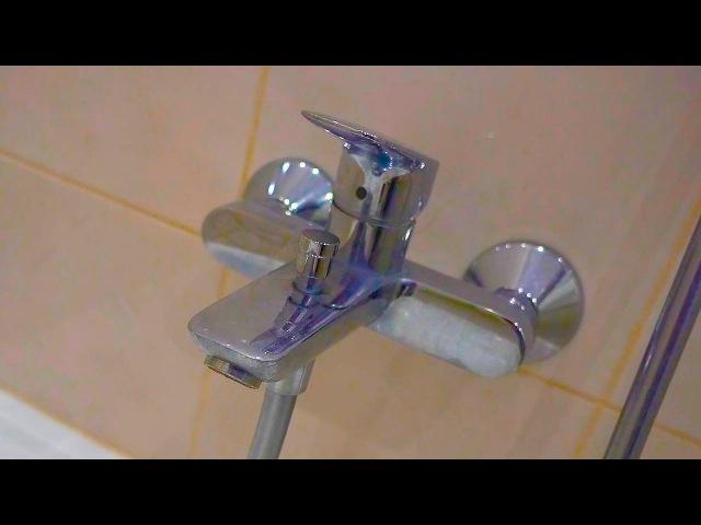 Простая и практичная ванная. Ремонт в ванной не для буржуев