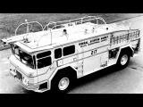 Walter Twin 3500 44 Crash Truck 1970