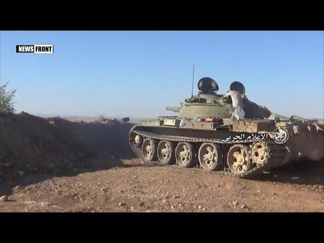 Российские Ми-24 проложили путь сирийской армии вглубь провинции Идлиб