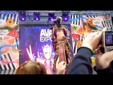 AvaExpo2017 Cosplay Defile Final Takeshi~ Original Dragons Of Azeroth World of Warcraft