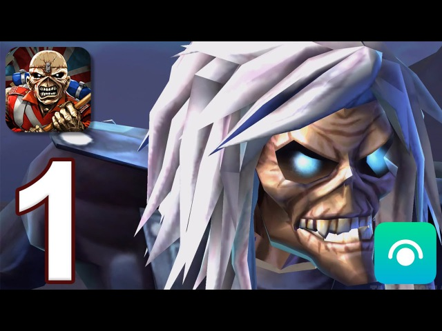 Iron Maiden: Legacy of the Beast - Gameplay Walkthrough Part 1 - AILING KINGDOM (iOS, Android)