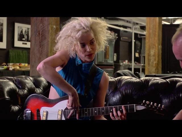St Vincent Guitar Moves Noisey FULL