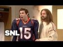 Jesus Visits Tim Tebow And The Denver Broncos - SNL