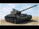 Т-44 ПОСЛЕ АПА ХОРОШ • 1 vs 6 • 8К УРОНА • WoT Как играть на СТ 8 уровня Т 44