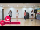 Dalshabet달샤벳 금토일FRI. SAT. SUN Dance Practice
