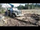 Урал лесовоз Забрал шину Застрял на Талице Пробил колесо Закончил вывозку леса