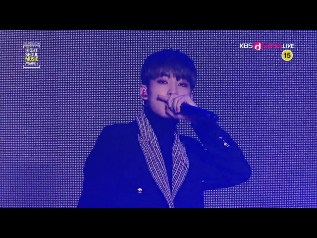 SEVENTEEN (세븐틴) - Chuck BOOM BOOM @ 26th Seoul Music Awards SMA