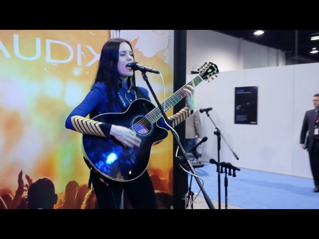 The Commander-In-Chief LIVE at NAMM 2015 Great Expectations