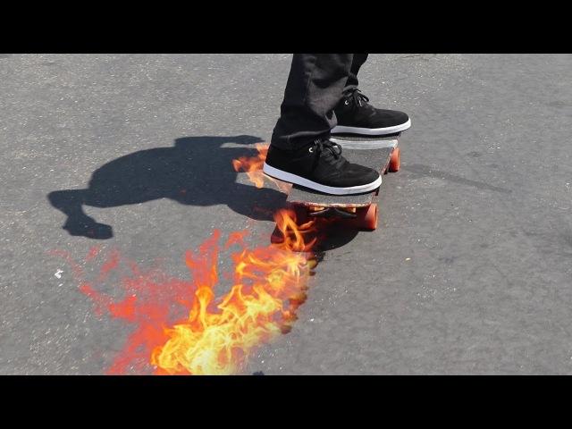 Скейтборд ОГНЕМЁТ