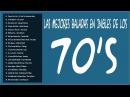 LAS MEJORES BALADAS EN INGLES DE LOS 70'S - Canciones Romanticas de los 70 en Ingles