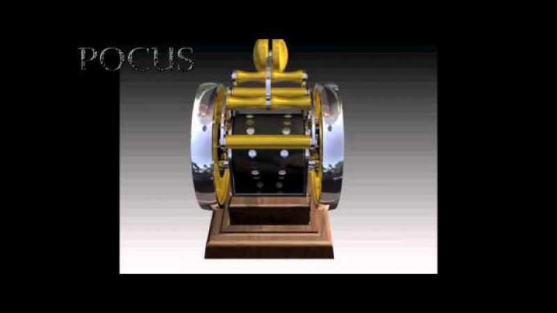 POCUS urządzenie wytwarzające energię bez zużycia paliwa