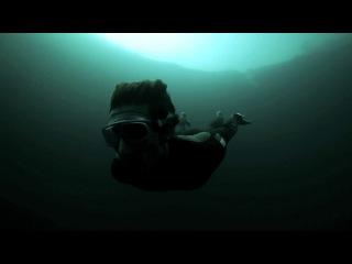Погружение под воду Джули Готье