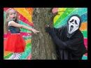Красная Шапочка и Крик в лесу. Учим цвета на Ютубе на русском и английском