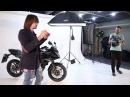 МК Предметная съемка. Часть 2. Практика - съемка мотоцикла и бутылок.