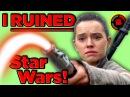Film Theory How Star Wars Theories KILLED Star Wars The Last Jedi