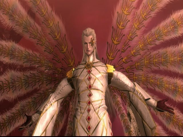 Bayonetta 2 - (Balder) Lumen Sage - Boss Battle - Chapter 12 - Frezhor - (Nintendo Switch / Wii U)