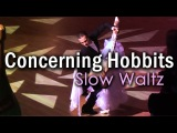 SLOW WALTZ Dj Ice - Concerning Hobbits (from Lord Of the Rings) (29 BPM)