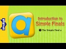Introduction to Simple Finals 1: The Simple Final a | Level 1 | Chinese | By Little Fox