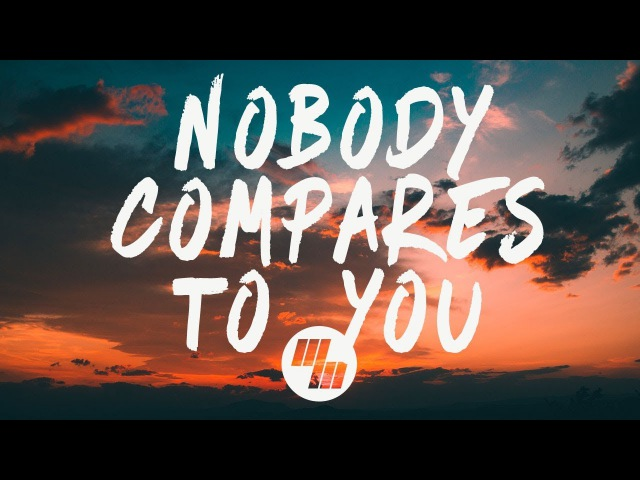 Gryffin Nobody Compares To You Lyrics Lyric Video ft Katie Pearlman