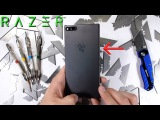 Razer Phone Durability test - Scratch BURN and BEND tested!