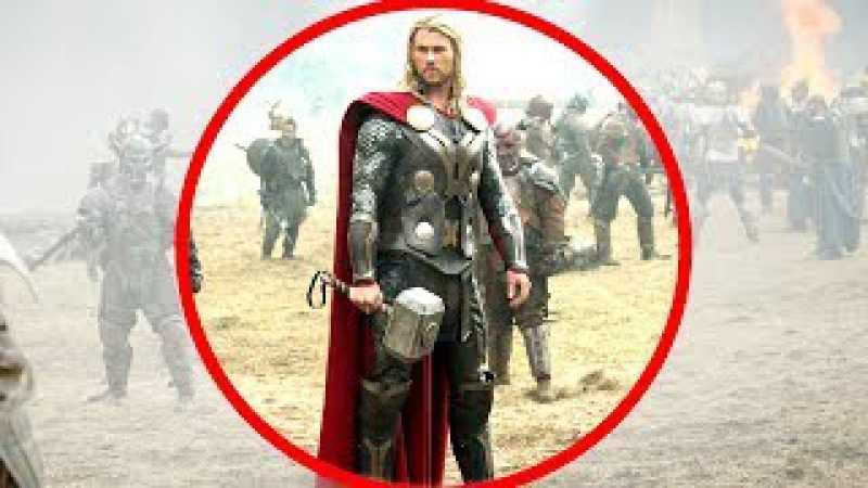 5 TIMES REAL THOR CAUGHT ON CAMERA SPOTTED IN REAL LIFE!